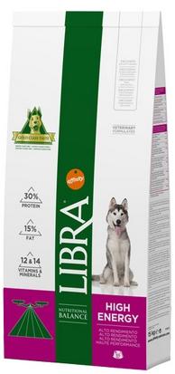 Libra Energy Ração para cães ativos-0