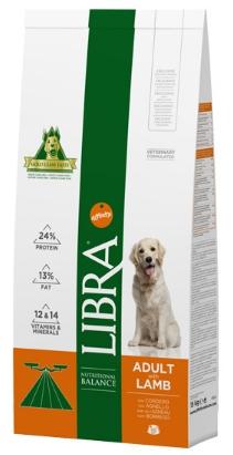 Libra Adult Cordeiro ração para cães-0