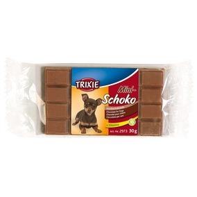MINI-SCHOKO - TABLETES MINIS DE CHOCOLATE NEGRO 30 GR -0