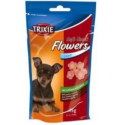 FLOWERS - SNACKS C/ CORDEIRO E FRANGO 75 GR -0