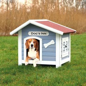 "CASOTA ""DOGS INN"" (Telhado bascula) 107x93x90 CM -0"
