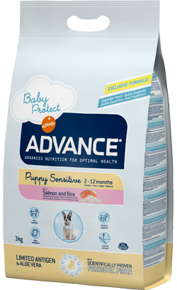ADVANCE CÃO PUPPY SENSITIVE-0