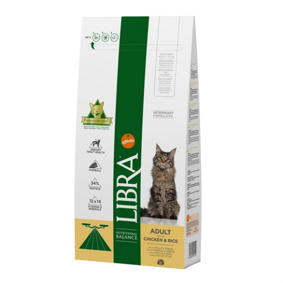 Libra Gato Adulto Frango-0