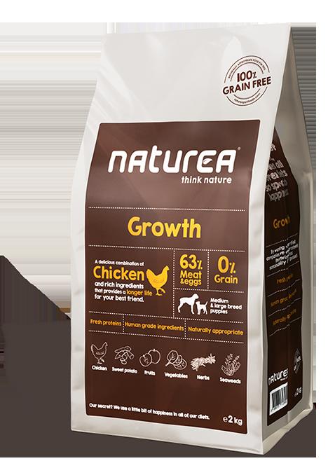 NATUREA GROWTH CHICKEN-0