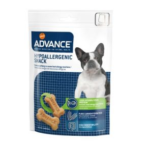 ADVANCE CÃO SNACKS HYPOALLERGENIC - 150 GR-0