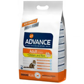 ADVANCE GATO ADULT FRANGO E ARROZ-0