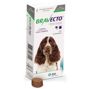 BRAVECTO P/ CÃES 10 - 20KG-0
