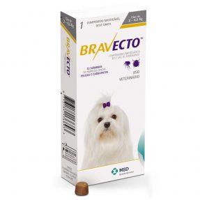 BRAVECTO P/ CÃES 2 - 4,5KG-0