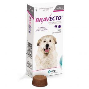 BRAVECTO P/ CÃES 40 - 56KG-0