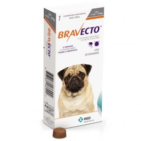 BRAVECTO P/ CÃES 4,5 - 10KG-0