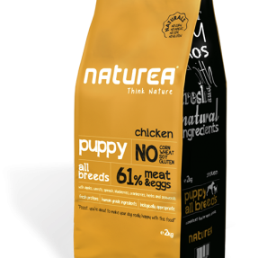 NATUREA NATURALS PUPPY CHICKEN-0