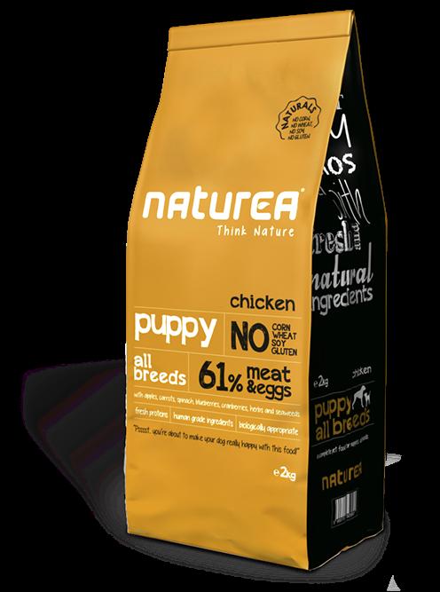 NATUREA NATURALS PUPPY CHICKEN-0