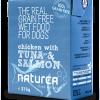 NATUREA DOG WET FOODS CHICKEN W/ TUNA&SALMON 12 x 375Grs-0