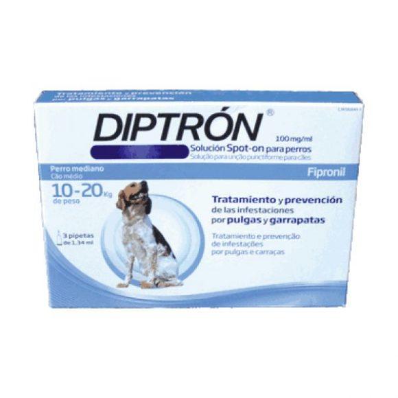 DIPTRON 10-20 KG (3 pipetas) -0