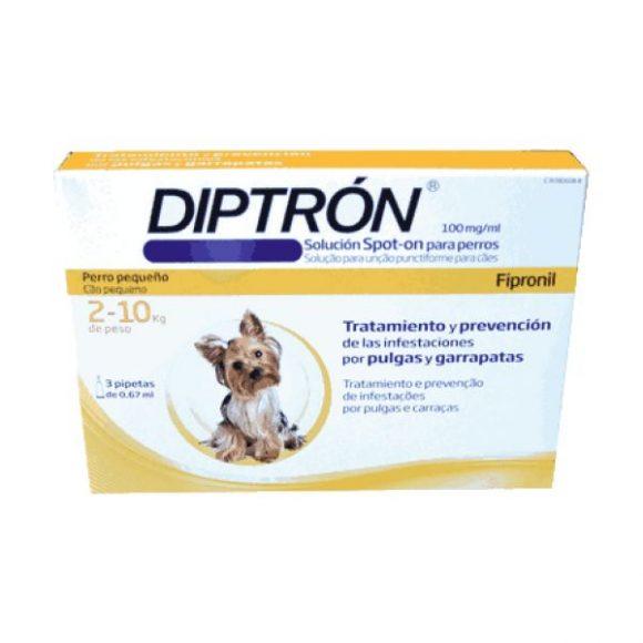 DIPTRON 2-10 KG (3 pipetas)-0