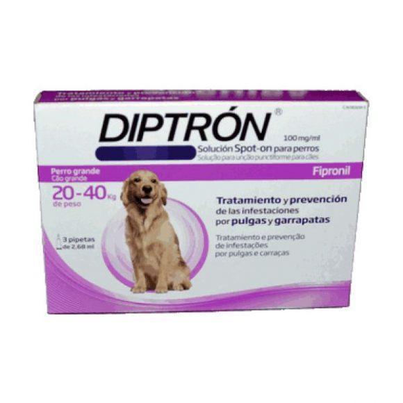 DIPTRON 20-40 KG (3 pipetas) -0