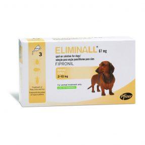 ELIMINALL CÃES 0-10 KG-0