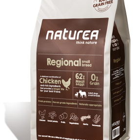 NATUREA REGIONAL SMALL BREED 2KG-0
