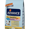 ADVANCE CÃO ADULT MINI SENSITIVE 3KG-0