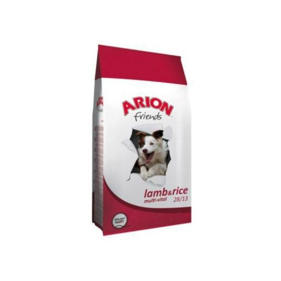 ARION FRIENDS LAMB & RICE MULTIVITAL-0