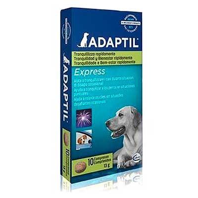 ADAPTIL P/ CÃES - 10 COMP.-0