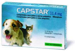 CAPSTAR 11,4MG (AZUL) 1 A 11KG (6 COMP.)-0