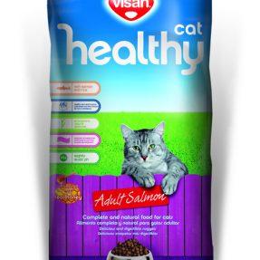 VISAN HEALTHY CAT SALMON 15KG-0