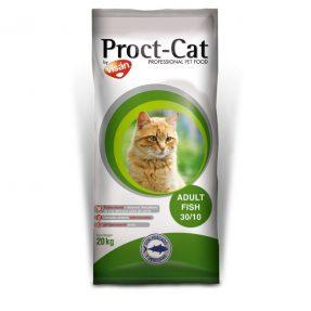 VISAN PROCT-CAT ADULTO PEIXE 20KG-0