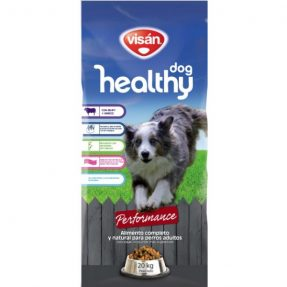 VISAN HEALTHY DOG PERFORMANCE 15KG-0