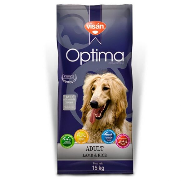 VISAN OPTIMA ADULTO LAMB & RICE-0
