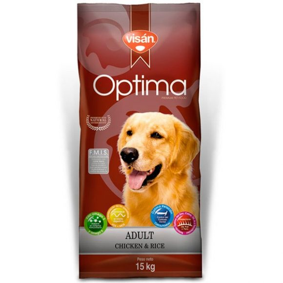 VISAN OPTIMA ADULTO CHICKEN & RICE-0