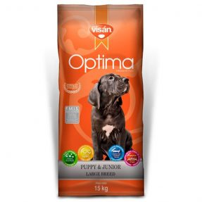 VISAN OPTIMA PUPPY & JUNIOR LARGE BREED-0