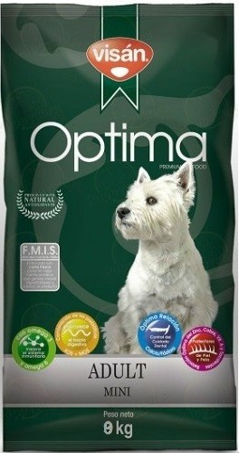 VISAN OPTIMA ADULTO MINI CHICKEN & RICE-0
