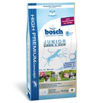 Bosch Junior Lamb&Rice-0