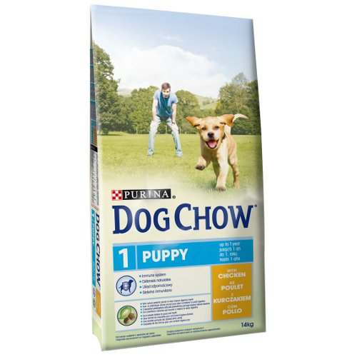 PURINA DOG CHOW PUPPY FRANGO 14KG-0