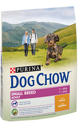 PURINA DOG CHOW SMALL BREED ADULTO FRANGO 2,5KG-0