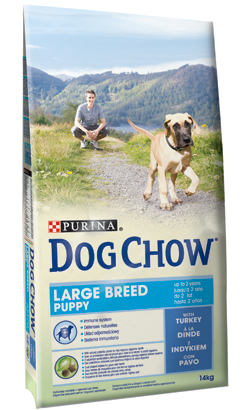 PURINA DOG CHOW PUPPY LARGE PERU 14KG-0