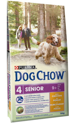 PURINA DOG CHOW SENIOR FRANGO 14KG-0