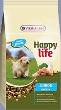 VERSELE LAGA HAPPY LIFE JUNIOR CHICKEN 10KG-0
