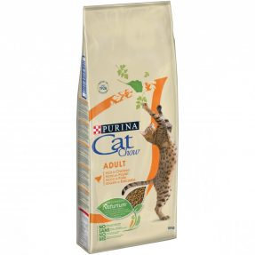 Purina Cat Chow Adult Frango-0
