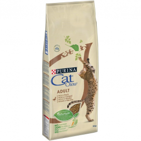 Purina Cat Chow Adult Pato-0