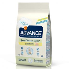 ADVANCE GATO YOUNG STERILIZED 1,5KG-0