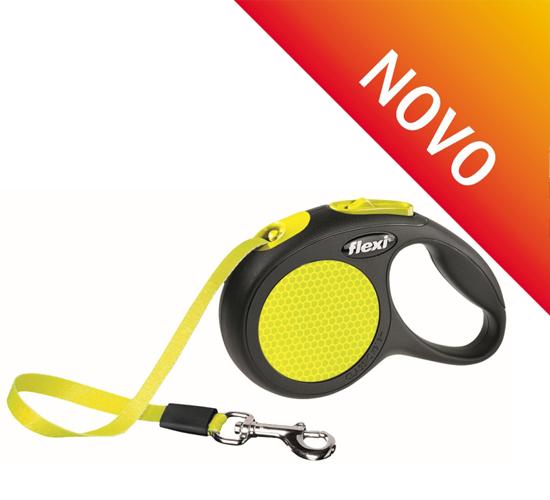 FLEXI NEW CLASSIC NEON (PRETO/NEON)-0
