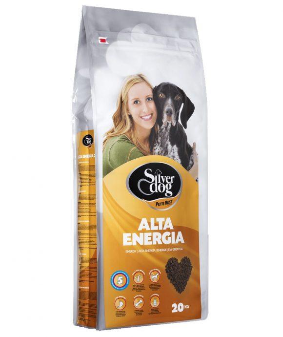 Silverdog Alta Energia 20Kg-0