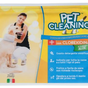 "LUVAS HUMIDAS ""PET CLEANING"" CAES (CLOREXIDINA)-0"