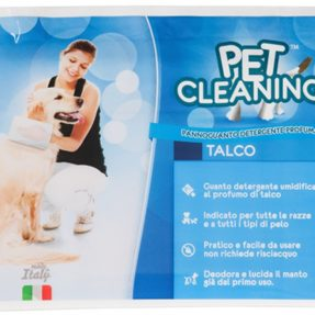"LUVAS HUMIDAS ""PET CLEANING"" CAES (TALCO)-0"