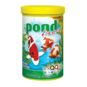 AQUAPEX-POND FLAKES (Flocos P/ Peixes de Lago) 1000 ML -0